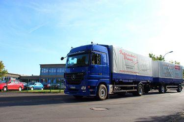 Eco-Fahrertraining - LKW